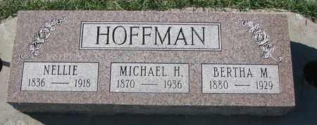 HOFFMAN, MICHAEL H. - Union County, South Dakota   MICHAEL H. HOFFMAN - South Dakota Gravestone Photos