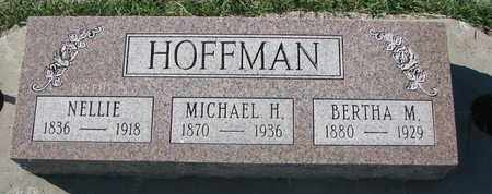 HOFFMAN, MICHAEL H. - Union County, South Dakota | MICHAEL H. HOFFMAN - South Dakota Gravestone Photos