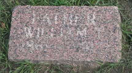 HOMER, WILLIAM T. - Union County, South Dakota   WILLIAM T. HOMER - South Dakota Gravestone Photos