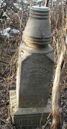 HUTCHINS, CANDACE - Union County, South Dakota | CANDACE HUTCHINS - South Dakota Gravestone Photos