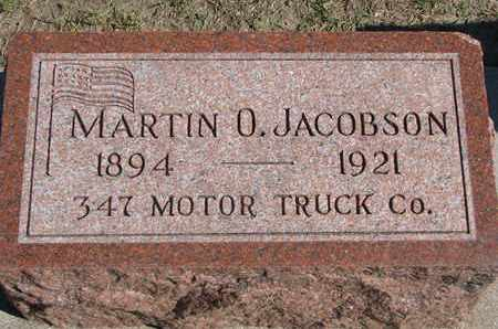 JACOBSON, MARTIN O. - Union County, South Dakota | MARTIN O. JACOBSON - South Dakota Gravestone Photos