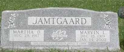 SOMMERVOLD JAMTGAARD, MARTHA D. - Union County, South Dakota | MARTHA D. SOMMERVOLD JAMTGAARD - South Dakota Gravestone Photos