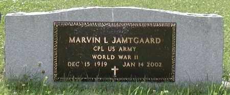 JAMTGAARD, MAVIN LEROY (WW II) - Union County, South Dakota | MAVIN LEROY (WW II) JAMTGAARD - South Dakota Gravestone Photos