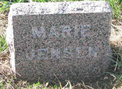 JENSEN, MARIE - Union County, South Dakota | MARIE JENSEN - South Dakota Gravestone Photos