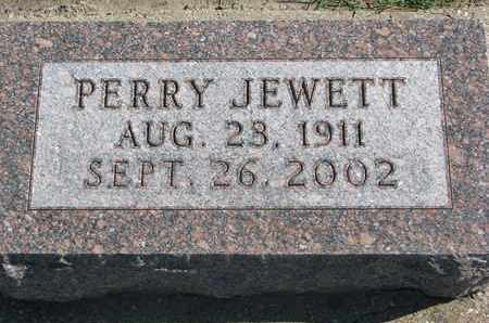 JEWETT, PERRY - Union County, South Dakota | PERRY JEWETT - South Dakota Gravestone Photos