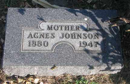 JOHNSON, AGNES - Union County, South Dakota | AGNES JOHNSON - South Dakota Gravestone Photos