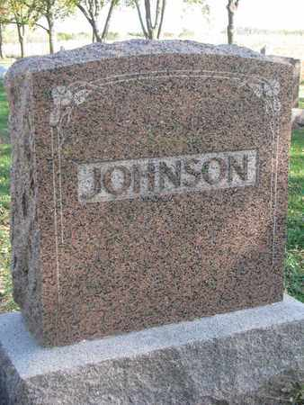 JOHNSON, *FAMILY STONE - Union County, South Dakota | *FAMILY STONE JOHNSON - South Dakota Gravestone Photos