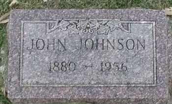 JOHNSON, JOHN - Union County, South Dakota | JOHN JOHNSON - South Dakota Gravestone Photos