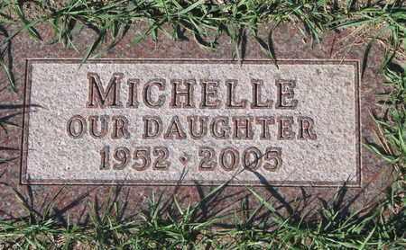 JONES, MICHELLE - Union County, South Dakota | MICHELLE JONES - South Dakota Gravestone Photos