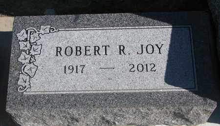 JOY, ROBERT R. - Union County, South Dakota   ROBERT R. JOY - South Dakota Gravestone Photos