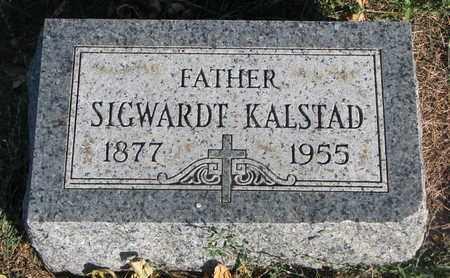 KALSTAD, SIGWARDT - Union County, South Dakota | SIGWARDT KALSTAD - South Dakota Gravestone Photos