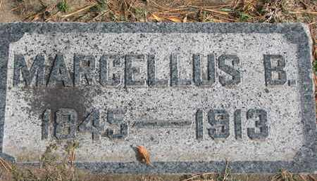 KENT, MARCELLUS B. - Union County, South Dakota | MARCELLUS B. KENT - South Dakota Gravestone Photos