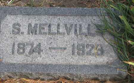 KENT, S. MELLVILLE - Union County, South Dakota | S. MELLVILLE KENT - South Dakota Gravestone Photos