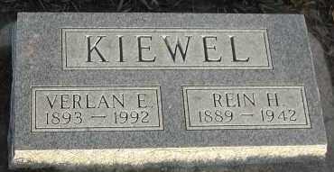 KIEWEL, REIN H - Union County, South Dakota | REIN H KIEWEL - South Dakota Gravestone Photos