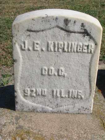 KIPLINGER, JAMES E. (MILITARY) - Union County, South Dakota | JAMES E. (MILITARY) KIPLINGER - South Dakota Gravestone Photos