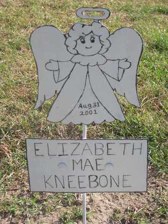 KNEEBONE, ELIZABETH MAE - Union County, South Dakota | ELIZABETH MAE KNEEBONE - South Dakota Gravestone Photos