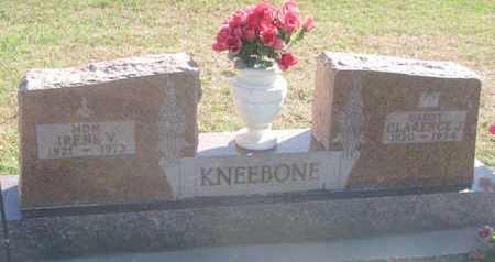 KNEEBONE, CLARENCE J. - Union County, South Dakota   CLARENCE J. KNEEBONE - South Dakota Gravestone Photos