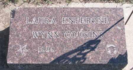 KNEEBONE, LAURA - Union County, South Dakota | LAURA KNEEBONE - South Dakota Gravestone Photos