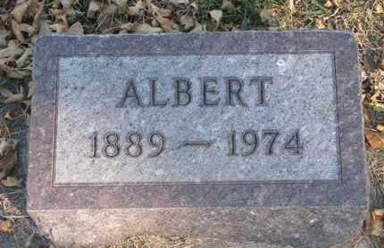 KULVIK, ALBERT - Union County, South Dakota   ALBERT KULVIK - South Dakota Gravestone Photos