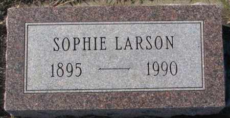 LARSON, SOPHIE - Union County, South Dakota | SOPHIE LARSON - South Dakota Gravestone Photos