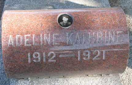 LAWRENCE, ADELINE KATHRINE - Union County, South Dakota | ADELINE KATHRINE LAWRENCE - South Dakota Gravestone Photos