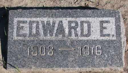 LILLY, EDWARD E. - Union County, South Dakota   EDWARD E. LILLY - South Dakota Gravestone Photos