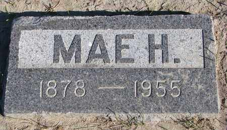 LILLY, MAE H. - Union County, South Dakota | MAE H. LILLY - South Dakota Gravestone Photos