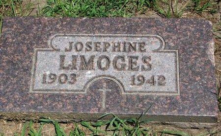 LIMOGES, JOSEPHINE - Union County, South Dakota | JOSEPHINE LIMOGES - South Dakota Gravestone Photos