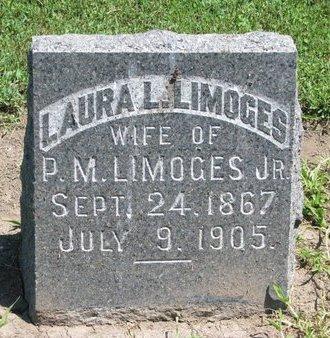 LIMOGES, LAURA L. - Union County, South Dakota | LAURA L. LIMOGES - South Dakota Gravestone Photos