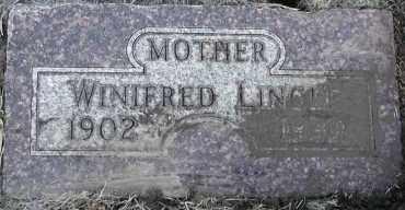 LINGLE, WINIFRED - Union County, South Dakota | WINIFRED LINGLE - South Dakota Gravestone Photos