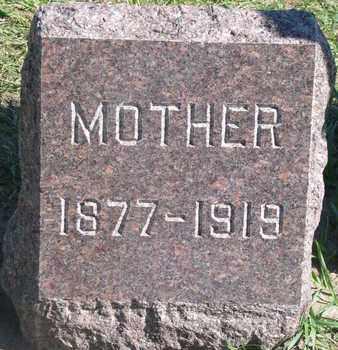 LUENSE, MOTHER - Union County, South Dakota | MOTHER LUENSE - South Dakota Gravestone Photos