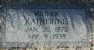 MCGUIRE, KATHERINE - Union County, South Dakota | KATHERINE MCGUIRE - South Dakota Gravestone Photos
