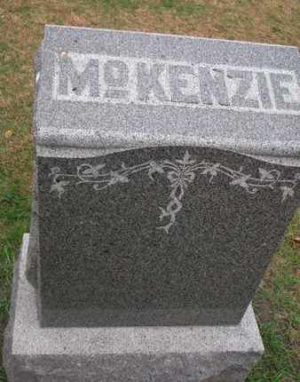 MCKENZIE, FAMILY STONE - Union County, South Dakota   FAMILY STONE MCKENZIE - South Dakota Gravestone Photos