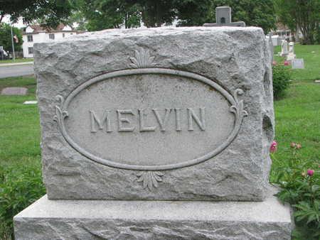 MELVIN, PLOT - Union County, South Dakota   PLOT MELVIN - South Dakota Gravestone Photos