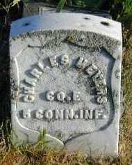 MEYERS, CHARLES - Union County, South Dakota | CHARLES MEYERS - South Dakota Gravestone Photos