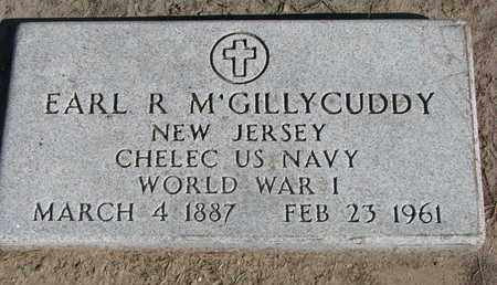 M'GILLYCUDDY, EARL R. (WORLD WAR I) - Union County, South Dakota | EARL R. (WORLD WAR I) M'GILLYCUDDY - South Dakota Gravestone Photos