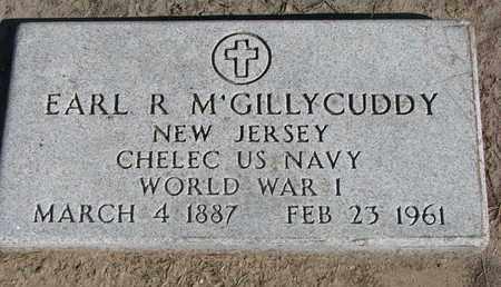 M'GILLYCUDDY, EARL R. (WORLD WAR I) - Union County, South Dakota   EARL R. (WORLD WAR I) M'GILLYCUDDY - South Dakota Gravestone Photos