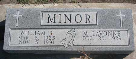 MINOR, M. LAVONNE - Union County, South Dakota   M. LAVONNE MINOR - South Dakota Gravestone Photos