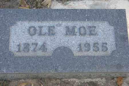 MOE, OLE - Union County, South Dakota | OLE MOE - South Dakota Gravestone Photos
