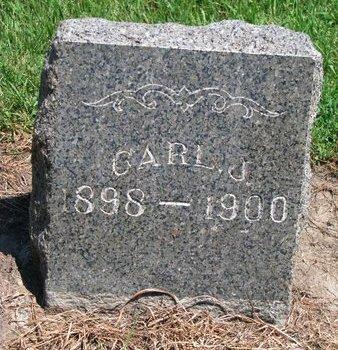 MONTAGNE, CARL J. - Union County, South Dakota | CARL J. MONTAGNE - South Dakota Gravestone Photos