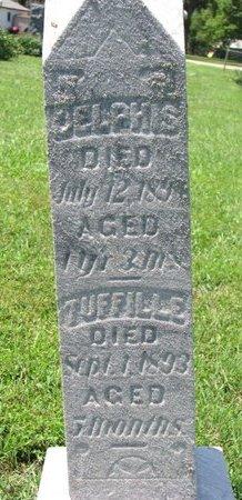 MONTAGNE, TUFFILLE - Union County, South Dakota | TUFFILLE MONTAGNE - South Dakota Gravestone Photos
