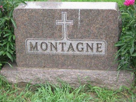 MONTAGNE, *FAMILY MONUMENT-ARMAND, LAWRENCE & SELINEAR - Union County, South Dakota | *FAMILY MONUMENT-ARMAND, LAWRENCE & SELINEAR MONTAGNE - South Dakota Gravestone Photos
