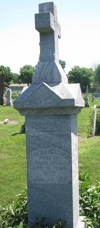 MONTAGNE, FLAVIAN - Union County, South Dakota | FLAVIAN MONTAGNE - South Dakota Gravestone Photos
