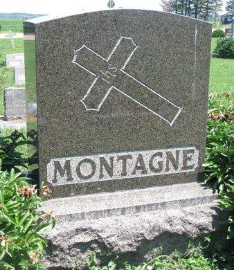 MONTAGNE, *FAMILY MONUMENT-CARL, JOHN, LEO, MADONNA, MARY, MATILDA, RO - Union County, South Dakota | *FAMILY MONUMENT-CARL, JOHN, LEO, MADONNA, MARY, MATILDA, RO MONTAGNE - South Dakota Gravestone Photos