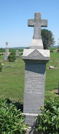 MONTAGNE, PHILOMEN - Union County, South Dakota | PHILOMEN MONTAGNE - South Dakota Gravestone Photos