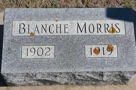 MORRIS, BLANCHE - Union County, South Dakota | BLANCHE MORRIS - South Dakota Gravestone Photos