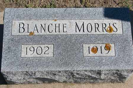 MORRIS, BLANCHE - Union County, South Dakota   BLANCHE MORRIS - South Dakota Gravestone Photos