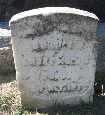 MORRIS, EMORY (MILITARY) - Union County, South Dakota | EMORY (MILITARY) MORRIS - South Dakota Gravestone Photos