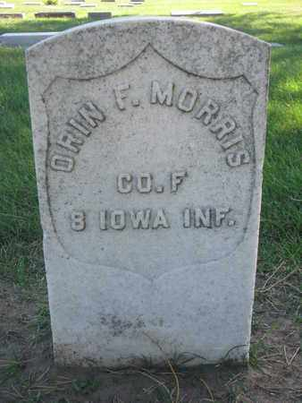MORRIS, ORIN F. - Union County, South Dakota | ORIN F. MORRIS - South Dakota Gravestone Photos