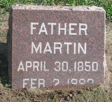 MUNSON, MARTIN - Union County, South Dakota | MARTIN MUNSON - South Dakota Gravestone Photos